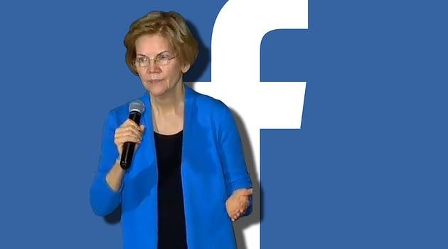 Elizabeth Warren Yeu Cau Facebook Ngung Vi Novi Tapchibitcoin